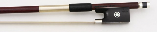 Jens Paulus, Cello Bow*** Silver Mounted