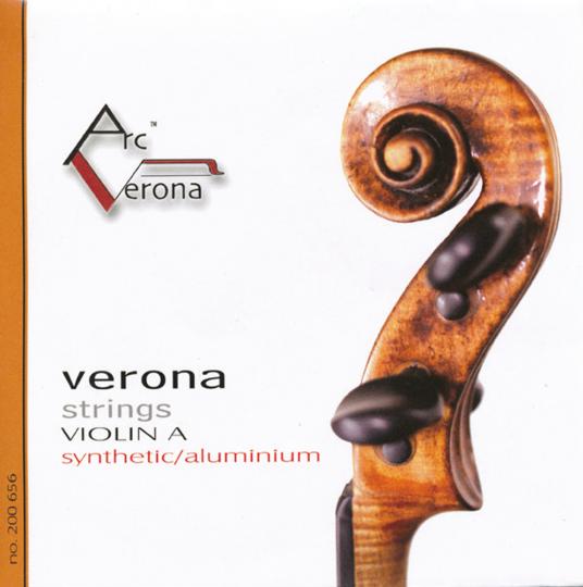 Arc Verona Set (E Ball End) Medium - Violin