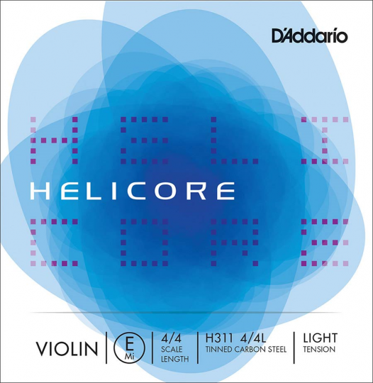 D´ADDARIO Helicore E (Ball End) Light - Violin
