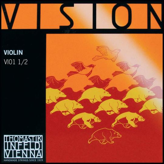 Thomastik Vision E (Ball & Loop End) Medium - Violin