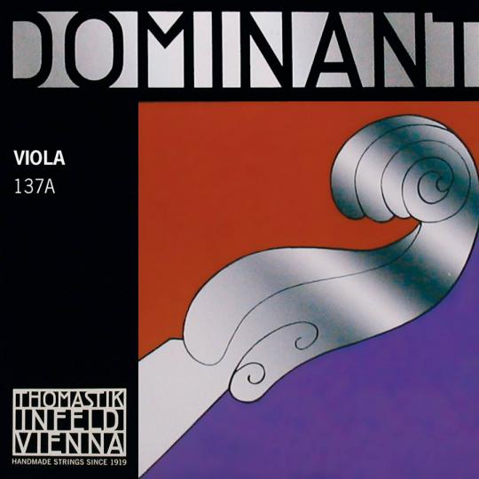 Thomastik Dominant D Silver Medium - Viola