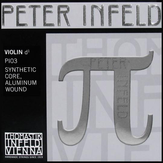 Peter Infeld PI D, Alu, Medium - Violin