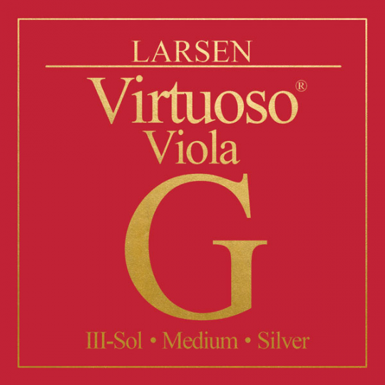 LARSEN Virtuoso G medium - Viola