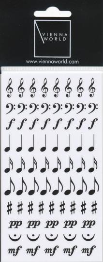 Sticker Note Pattern