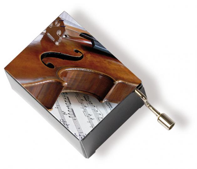 Music Box Violin Vivaldi 4 Jahreszeiten