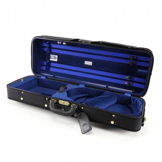Winter 3024 Super Light Viola Case, black/blue