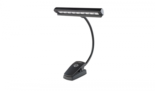 K & M Music Stand Orchestra Light Eos
