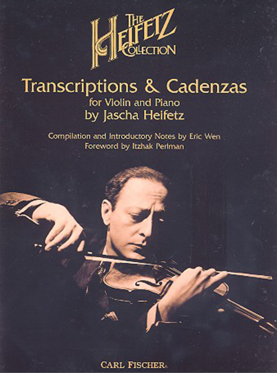 Jascha Heifetz Collection