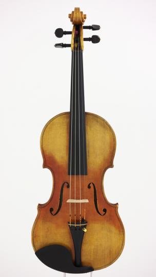 Master violin Christian Pabst