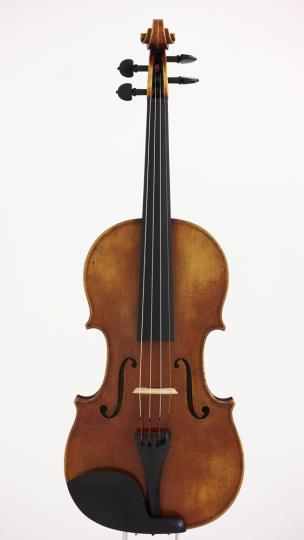 Master violin Stefan Rehms
