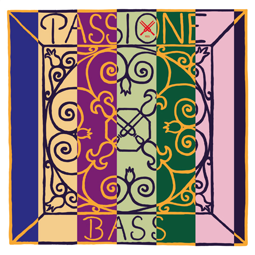 Pirastro Passione Set Medium - Double Bass