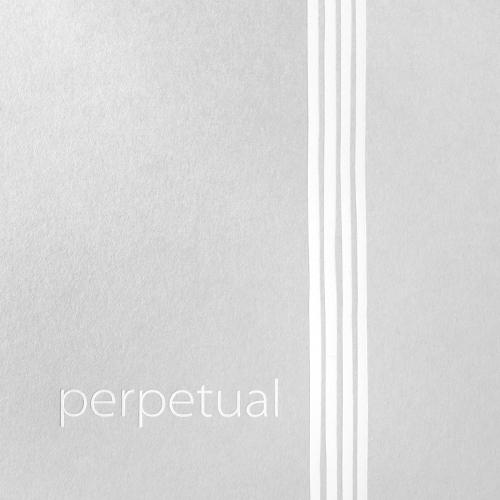 Pirastro Perpetual Set, E (ball removeable) medium, violin