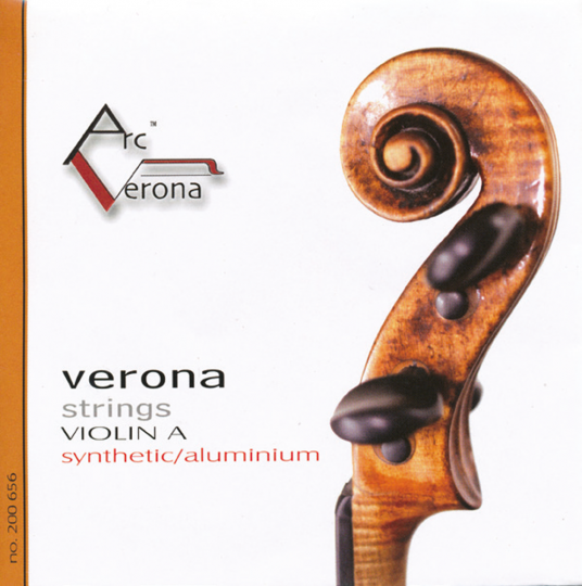 Arc Verona Set (E Ball End) Medium - Violin