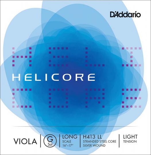 D' Addario Helicore G Light - Viola