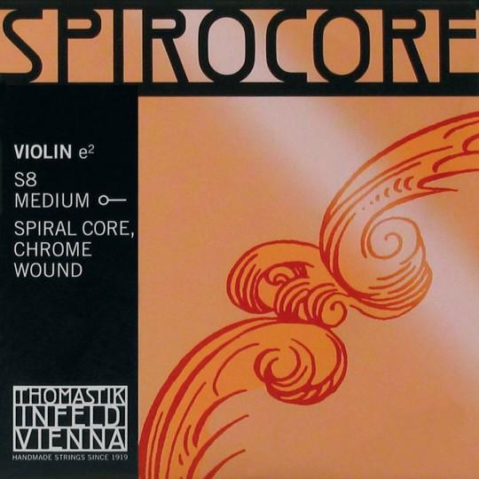 Thomastik Spirocore E (Ball End) - Violin