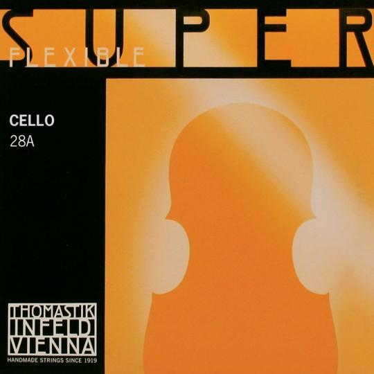 Thomastik Superflexible G Silver - Cello