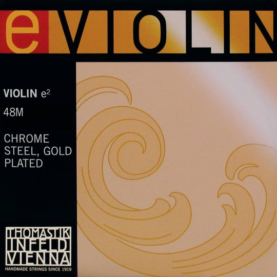 Thomastik Dominant Ee (Ball End) Gold Steel - Violin