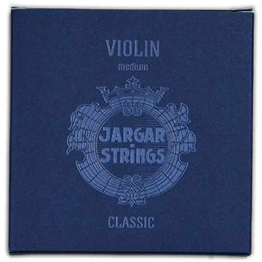 Jargar Set (E Ball End) Medium - Violin