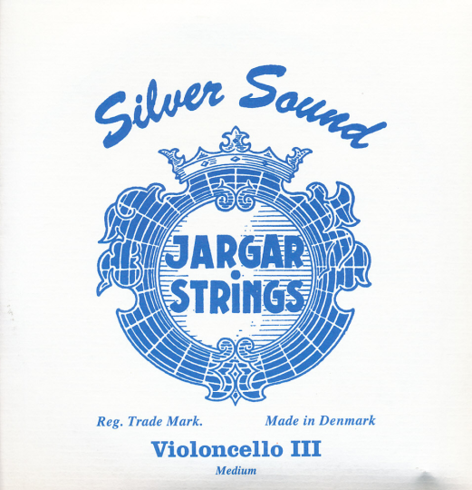 Jargar G Silver Sound - Cello