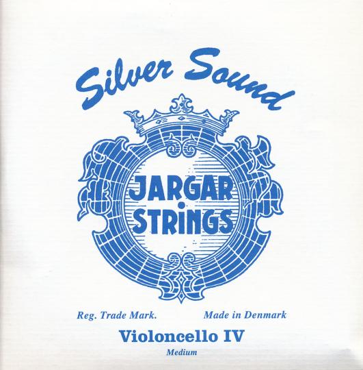 Jargar C Silver Sound - Cello