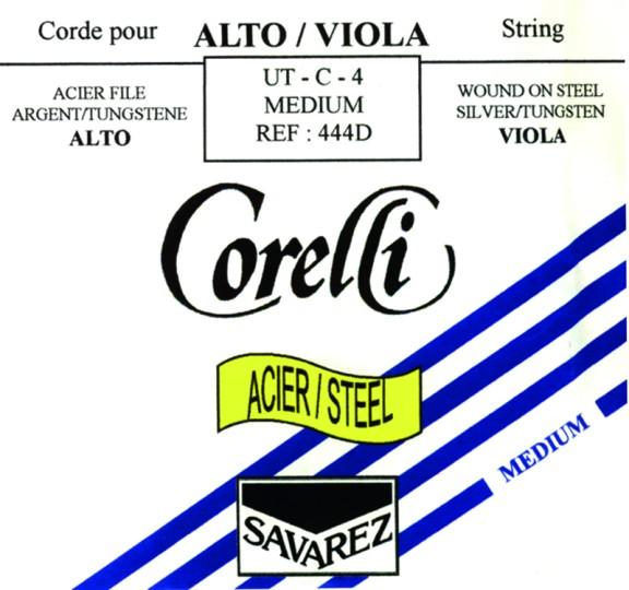 Corelli C Silver/Tungsten Medium - Viola
