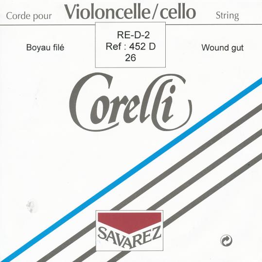 Corelli D 26 - Cello