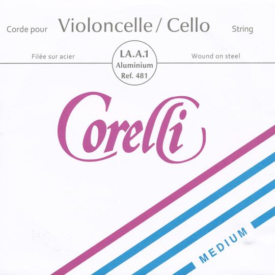 Corelli A  Medium - Cello