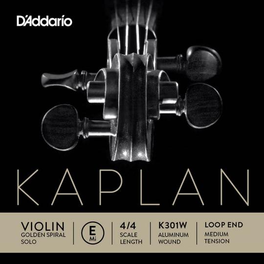 Kaplan Golden Spiral Solo E (Loop End) - Violin