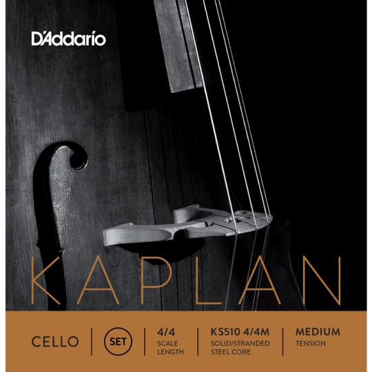 D´ADDARIO Kaplan  D Medium - Cello