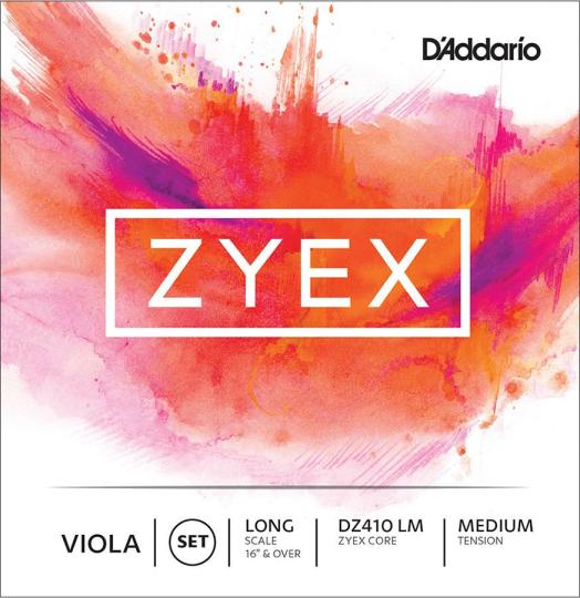 D´ADDARIO Zyex Set Medium - Viola