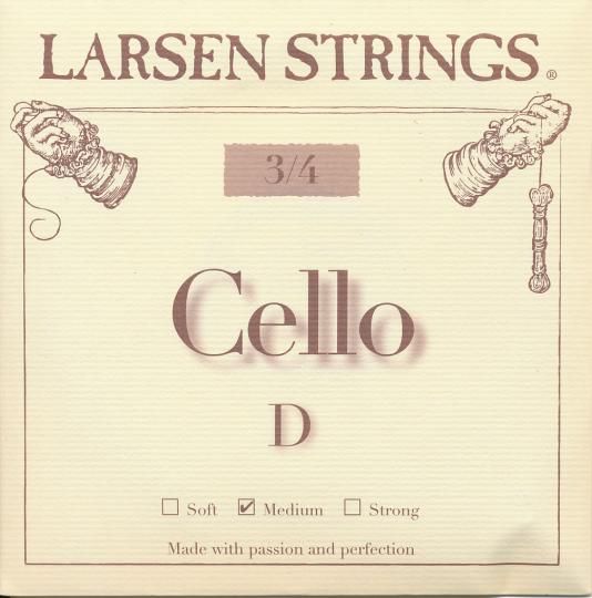 Larsen D Medium - Cello