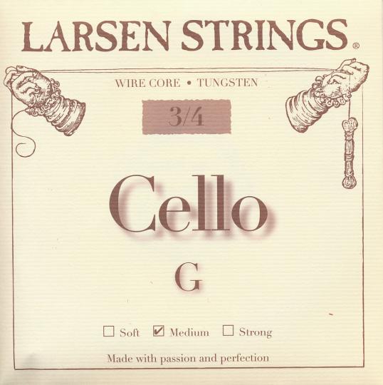 Larsen G Medium - Cello