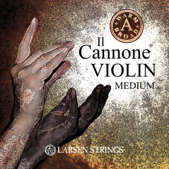 Larsen Il Cannone Violin A, Wide and Broad medium - violin