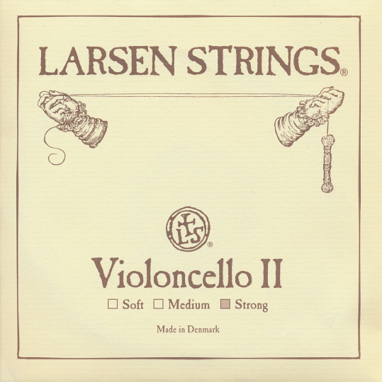 Larsen D Strong - Cello