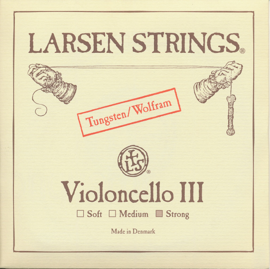 Larsen G Strong - Cello