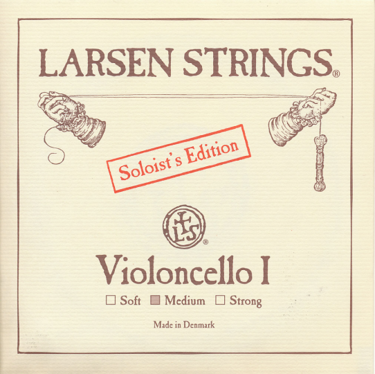 Larsen A Soloist - Cello