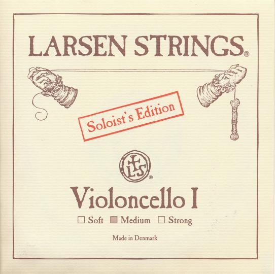 Larsen G Soloist - Cello