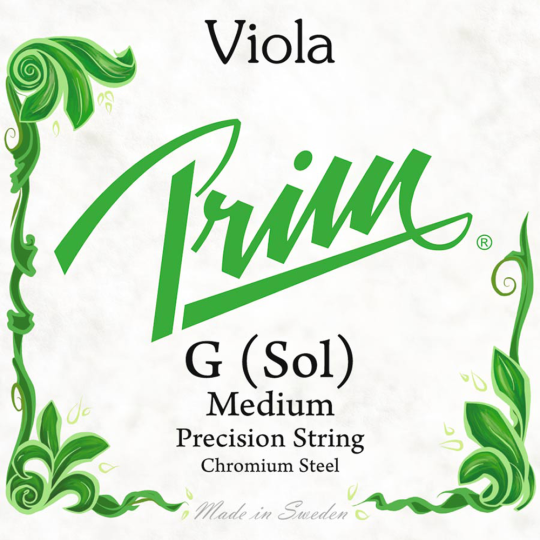 Prim G Medium - Viola