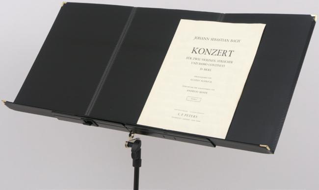 Desk folder 3-parts 72cm