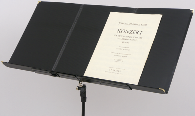 Desk folder 2-parts 57cm