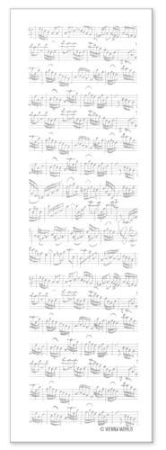 Notepad Sheet music