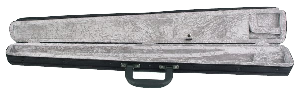 Classic Double Bow Case for 2 Double Bass Bows French