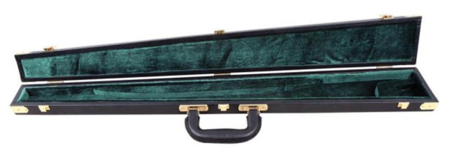 Maestro Bow Case for 1 Double Bass Bow German