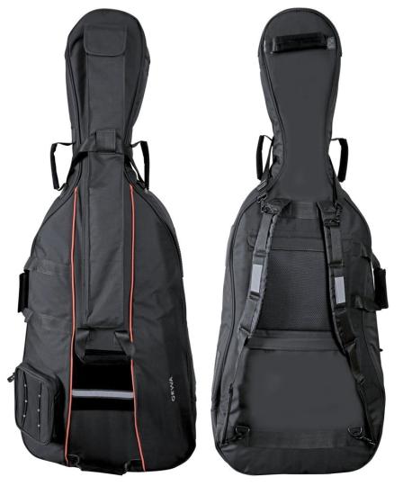 GEWA Premium Cello cover, black 1/4