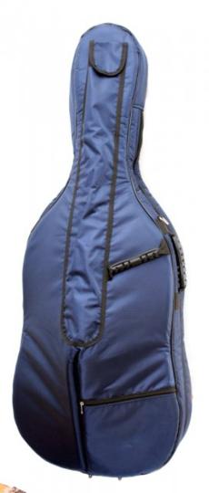 Arc Verona Cello cover - blue 3/4