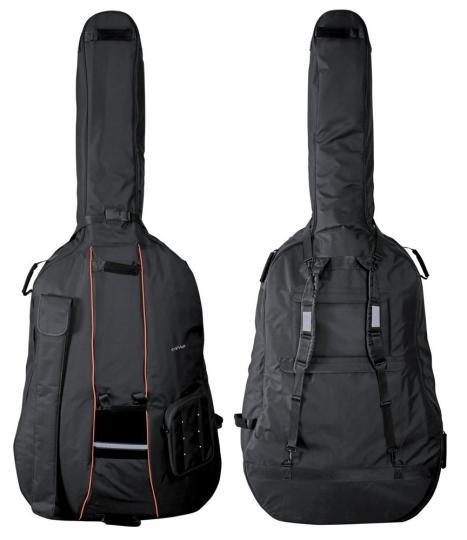 GEWA Premium Double bass cover - black