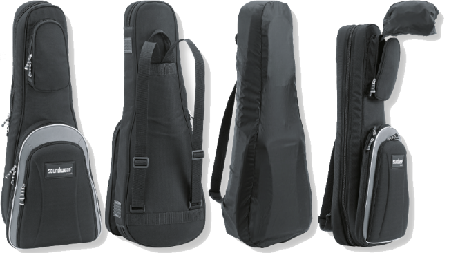 O.K. Protector Rucksack for Shaped Violin Case blue