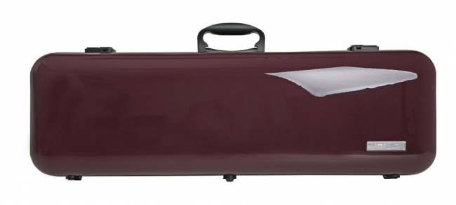 GEWA VIOLIN CASE AIR 2.1, Purple high gloss
