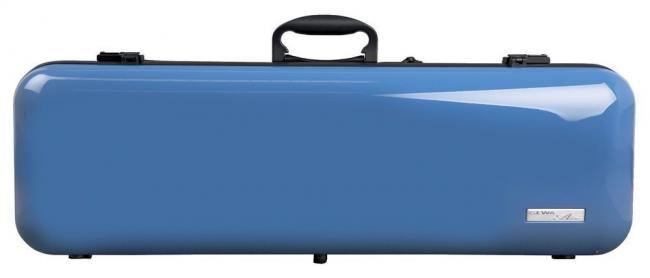 GEWA VIOLIN CASE AIR 2.1, blue high gloss