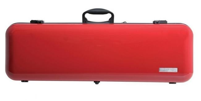 GEWA VIOLIN CASE AIR 2.1, Red highgloss
